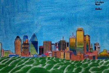 Zaiden Nash's Artwork