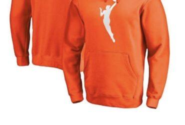 The WNBA's Orange Hoodie