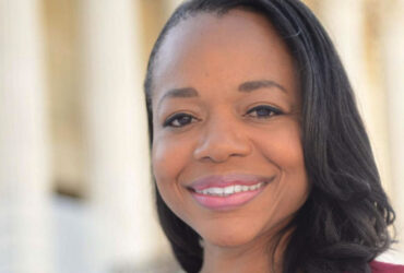 Kristen Clarke has extensive civil rights experience, starting her career as an attorney in the Department of Justice's Civil Rights Division.